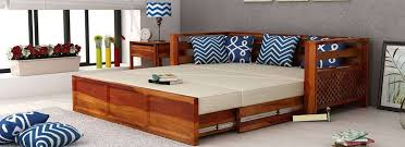 Shop Now; multipurpose wooden beds at best price