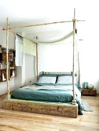Appealing Diy Princess Bed Dog With Canopy Crown Bedroom Homemade ...