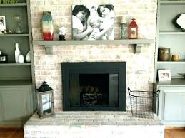 refinish brick fireplace fireplace refinish how to reface a brick fireplace how to reface a brick