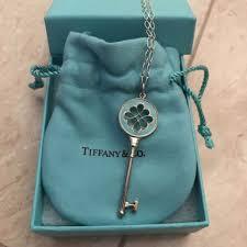 tiffany keys knot key pendant luxury