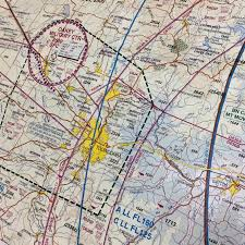 How To Read Aeronautical Charts Remote Aviation Australia
