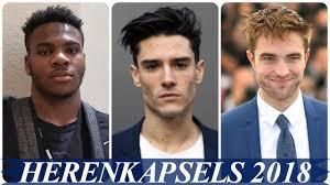 Trendy Kapsels Mannen 2018