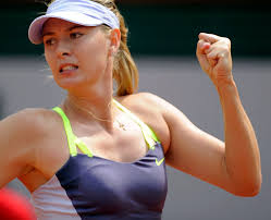 Woman russian tennis players