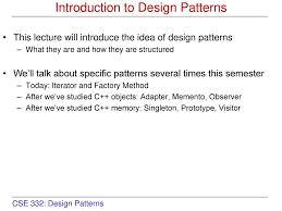 Iterator Design Pattern Custom Decorating Ideas