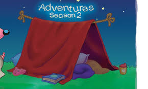 Opening To Treehouse TV Presents Lost And Found 2005 DVD With Treehouse Tv Toopy And Binoo
