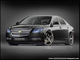 View of Chevrolet Malibu Hybrid. Photos, video, features and ...