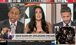 ESPN cuts off Stephen A. Smith as he ...