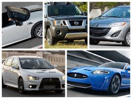 TFL Top 5: Cars Discontinued for 2016 We'll Miss - The Fast Lane Car