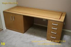 timber office desk. Timber Office Desk N