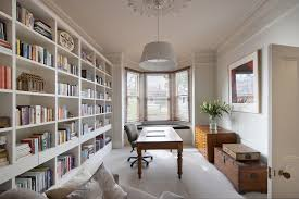 Glorious Private Home Library Design ...