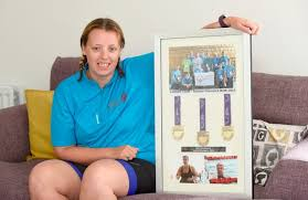 Scot written off by doctors proves them wrong as she bids to add ...