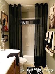 full image for bathroom rugs shower curtain sets floor to ceiling shower curtains make a small