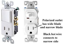 how to wire switches switch and plug combo neutral wire must be available neutral wire are white wires that are twisted together and covered wire nut and pushed to back