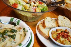 olive garden 20 off your table s entire purchase