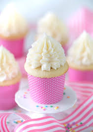 Moist Vanilla Cupcake Recipe Preppy Kitchen