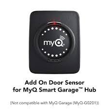 homelink compatible garage door opener elegant chamberlain group g821lmb sensor myq smart garage hub add door