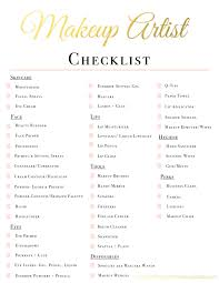 this may be a makeup artist kit list but i think it s a well rounded list for every makeup aficionado