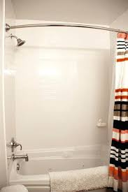 Best grout for shower walls Floor Drain Gorgeous Full Height Faux White Subway Tile Shower No Grout And One Day Installation For This Marble Shower Panels No Grout Aquabuzzclub Best Grout For Shower Walls The Master Bathroom Wall Tile Leaking No