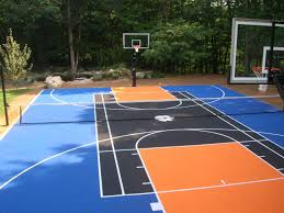 sport court cost. Interesting Sport Itu0027s Going To Be Great Have One Of These In The Back Yard Basketball  Tennis Soccer Roller Hockey Volley Ball Etc It May Take A While Fit Into  In Sport Court Cost