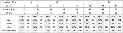 Wedding Dress Size Chart Attractive Wedding Dress Size Chart Sottero Midgley For