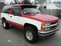 Cars & Trucks - Chevrolet - Blazer Web Museum