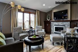 Contemporary Split Level Remodel Living Room InteriorNocom - Split level house interior