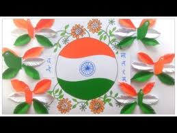Repeat Independence Day Chart Decoration Ideas Decoration