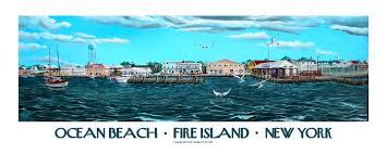 ocean beach fire island