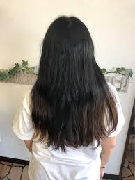 バッサリとベリーショートにヘアドネーションで刈り上げ女子に