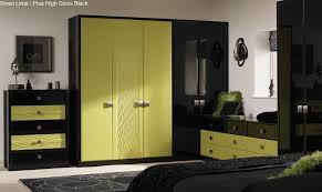 lime green bedroom units sloping ceiling furniture childrens fitted bedroom furniture