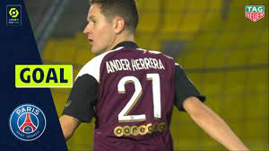 Goal Ander HERRERA (47' - PARIS SAINT-GERMAIN) FC NANTES - PARIS  SAINT-GERMAIN (0-3) 20/21 - YouTube