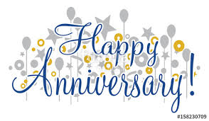 happy anniversary banners happy anniversary banner is a design that would be great for any