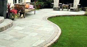 Paving Ideas For Backyards Painting New Inspiration