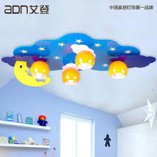 kids lighting ceiling. buy aydin childrens room ceiling lighting kids cartoon stars and the moon blue fixtures j2861 in cheap price on alibabacom