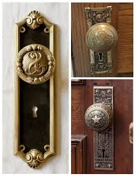 antique looking door knobs. Photo 5 Of 7 Form Function Architectural Features The Artistry Vintage Pertaining To Sizing 1275 X 1650 ( Antique Looking Door Knobs
