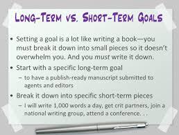 short term and long term goals essay short and long term goals essay examples