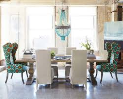 Upholstered Chairs Dining Room Creative