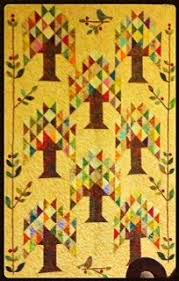 tree quilt block | Tree of Life Traditional Quilt Block – Small ... & TREE OF LIFE QUILT PC Adamdwight.com
