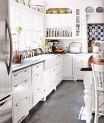 Like Slate Looking Floor Plate Rack Painted White Islandtable