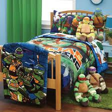teenage mutant ninja turtles nyc twin bedding