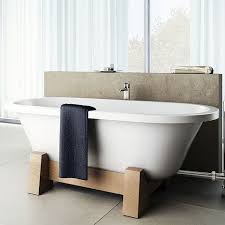 freestanding bath tub. there\u0027s nothing in the slightest bit twee about clearwater free standing modern orient bath - just look at size of those feet. freestanding tub