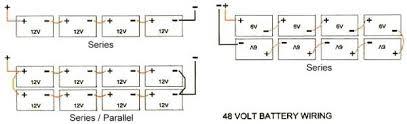 club car 36 volt battery wiring diagram efcaviation com how to wire a 24 volt trolling motor plug at 36 Volt Battery Wiring Diagram