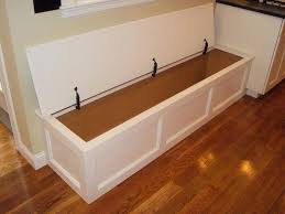 built in bench seat with storage traditional storage bench kitchen pic ideas diy bench seat storage