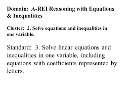 solving compound inequalities domain a rei reasoning with