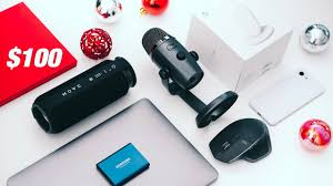 best tech gift ideas under 100 2018 holiday gift guide