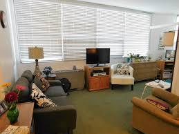 Living Room Alcove Apartment Photos Ya Po Ah Terrace Retirement Apartments