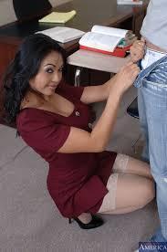 My first sex teacher asian