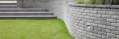 stone wall cladding super easy garden