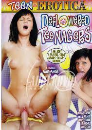 Deflowered Teenagers DVD Juicy Entertainment