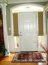 glass front door window coverings front door window covering ideas architecture skillful front door window treatment